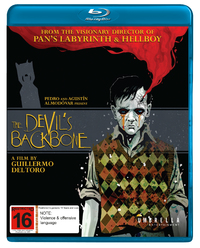 The Devil's Backbone on Blu-ray
