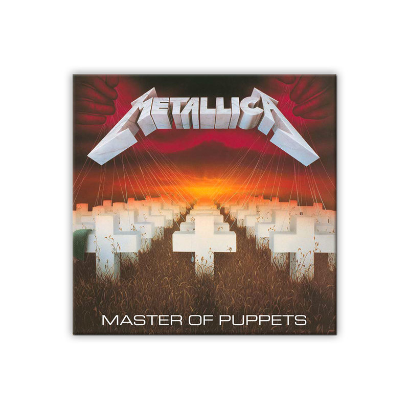 Master of Puppets [Remaster] by Metallica image