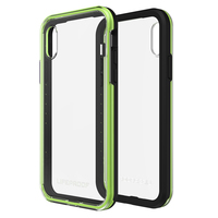 LifeProof Slam Case for iPhone X - Lime Black
