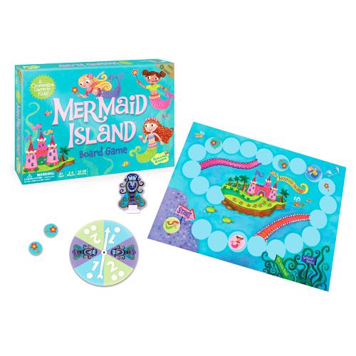 Peaceable Kingdom: Mermaid Island