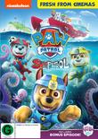 Paw Patrol: Sea Patrol on DVD