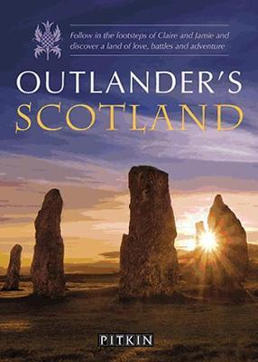 Outlander's Guide to Scotland by Phoebe Taplin image