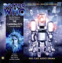 3.6 Doctor Who The Cannibalists by Jonathan Morris image