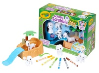 Crayola Scribble Scrubbies Safari Play Set
