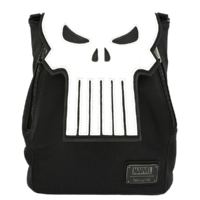 Loungefly: Punisher Mini Backpack - Logo