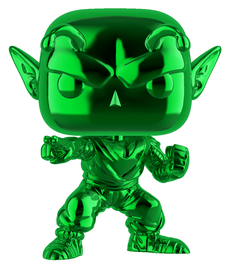 Dragon Ball Z: Piccolo (Green Chrome) - Pop! Vinyl Figure image