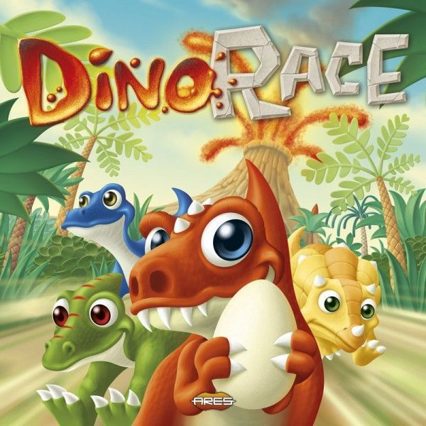 Dino Race - Board Games