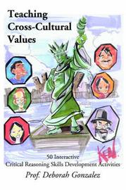 Teaching Cross-Cultural Values by Deborah Gonzalez image