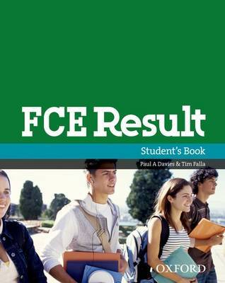 FCE Result: Student's Book by Paul A. Davies image