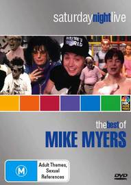 Saturday Night Live: The Best of Mike Myers on DVD