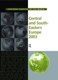Central and South-Eastern Europe by Eur image