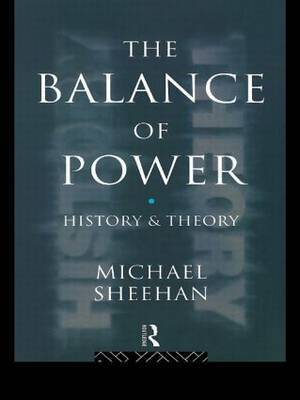The Balance Of Power by Michael Sheehan image