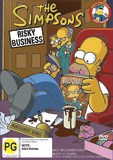 The Simpsons - Risky Business DVD