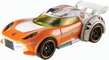 Star Wars Hot Wheels Character Car - Luke Skywalker