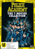 Police Academy - Complete Collection DVD