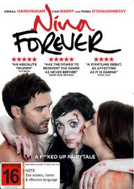 Nina Forever on DVD