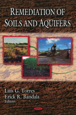 Remediation of Soils & Aquifers
