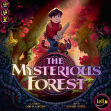 The Mysterious Forest - Board game