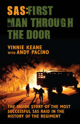 SAS - First Man Through the Door by Vinnie Keane image