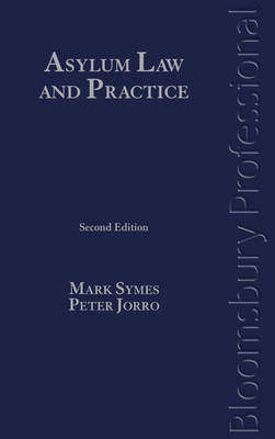 Asylum Law and Practice by Mark Symes image