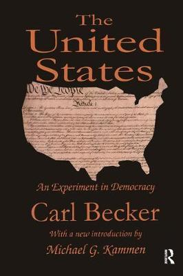 The United States by Carl Becker image