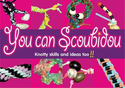 You Can Scoubidou by Val Mitchell image