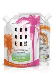 Grounded Hair Mask - Coconut & Lime (100ml)