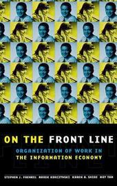 On the Front Line by Stephen J. Frenkel
