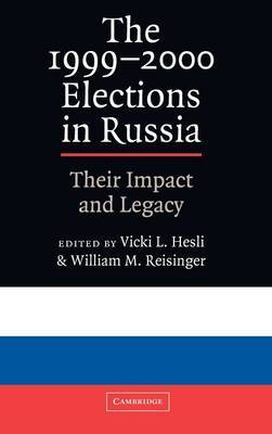 The 1999-2000 Elections in Russia image