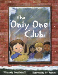 The Only One Club by Jane Naliboff image