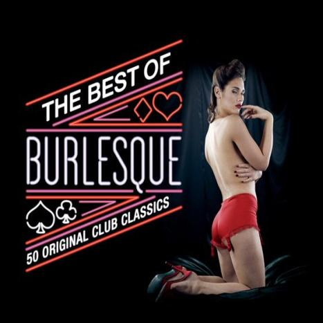 The Best Of Burlesque: 50 Original Club Classics by Various image