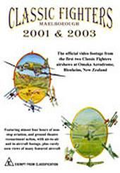 Classic Fighters - Marlborough 2001 & 2003 on DVD