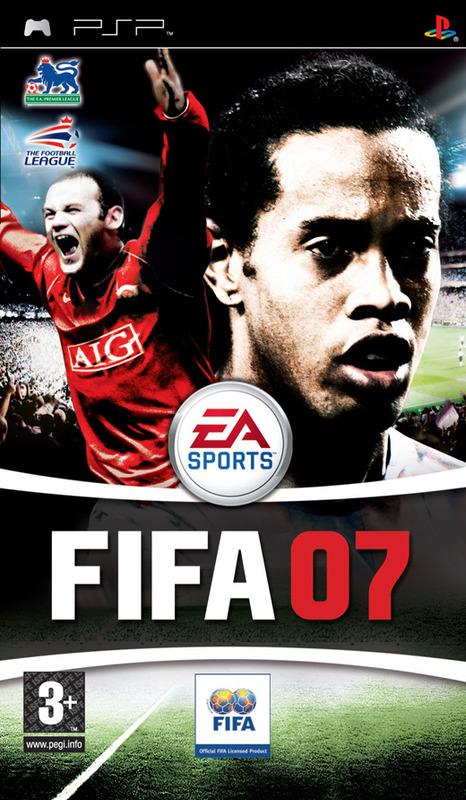 FIFA 07 for PSP