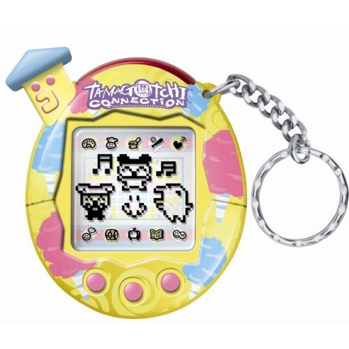 Tamagotchi Version 5 - Cotton Candy