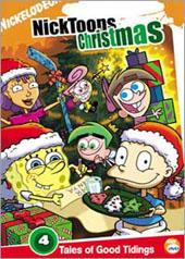NickToons Christmas on DVD