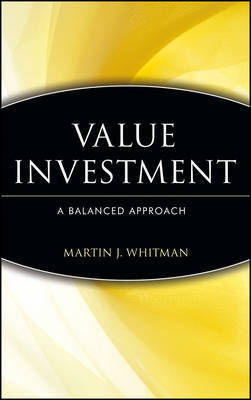 Value Investing by Martin J Whitman