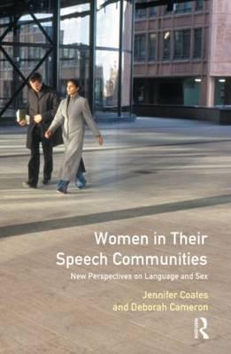 Women in Their Speech Communities by Jennifer Coates image