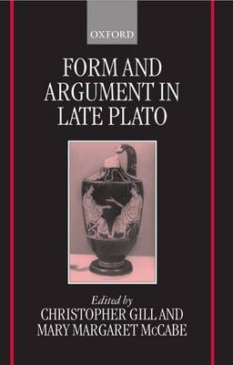 Form and Argument in Late Plato image