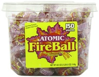 Atomic Fireball Cinnamon Candy Tub (1.15kg)
