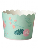 Robert Gordon - Le Petit Gateau Baking Cups -­ Peachy Blooms (Pack of 25)