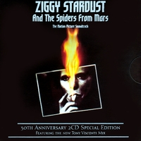 Ziggy Stardust And The Spiders From Mars (The Motion Picture Soundtrack) by David Bowie