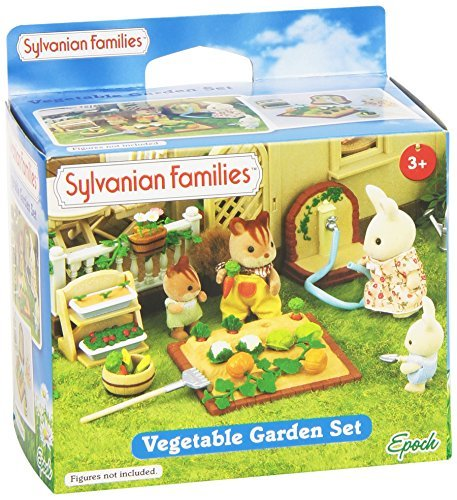 Sylvanian Families: Vegetable Garden Set image