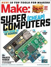 Make: Volume 49 by Rafe Needleman