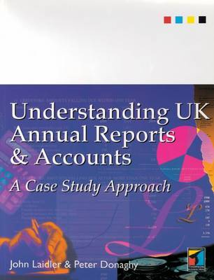 Understanding UK Annual Reports and Accounts by John Laidler image