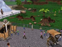 Zoo Tycoon 2: Extinct Animals for PC Games image