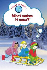 What Makes it Snow? by Helena Ramsay
