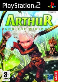 Arthur And The Invisibles for PS2 image