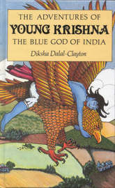 Adventures of Young Krishna by Diksha Dalal-Clayton image