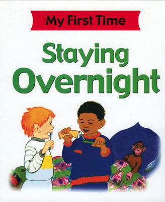 Staying Overnight by Jim Pipe