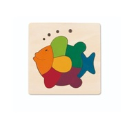 Hape: Rainbow Fish Puzzle